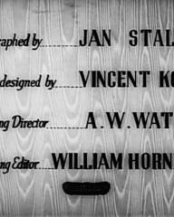 Main title from 21 Days (1940) (4)