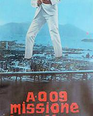 Poster for A 009 missione Hong Kong [Code Name Alpha] (1965) (1)