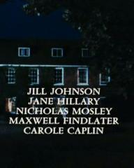 Main title from Accident (1967) (10).  Jill Johnson Jane Hillary, Nicholas Mosley, Maxwell Findlater, Carole Caplin