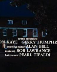 Main title from Accident (1967) (14)