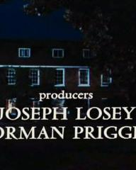 Main title from Accident (1967) (19).  Producers Joseph Losey Norman Priggen