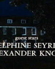 Main title from Accident (1967) (8).  Guest stars Delphine Seyrig Alexander Knox