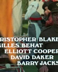 Main title from Aces High (1976) (8).  With Christopher Blake Gilles Behat, Elliott Cooper, David Daker, Barry Jackson