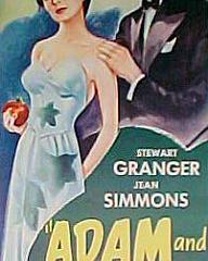 Poster for Adam and Evelyne (1949) (1)