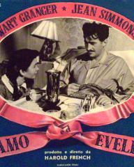 Italian lobby card from Adamo ed Evelina [Adam and Evelyne] (1949) (1)