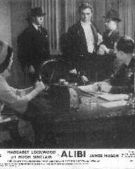 Lobby card from Alibi (1942) (10)