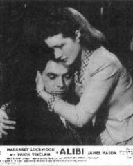Lobby card from Alibi (1942) (14)