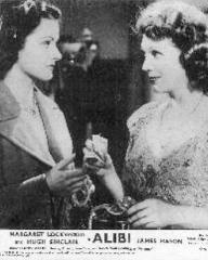Lobby card from Alibi (1942) (15)