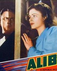 Lobby card from Alibi (1942) (2)