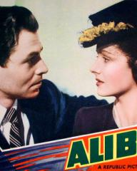 Lobby card from Alibi (1942) (4)
