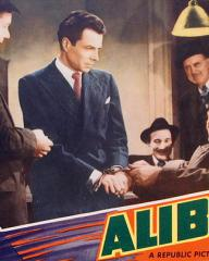 Lobby card from Alibi (1942) (5)