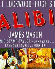 Poster for Alibi (1942) (4)