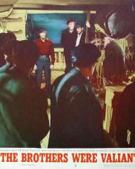 Lobby card from All the Brothers Were Valiant (1953) (5)