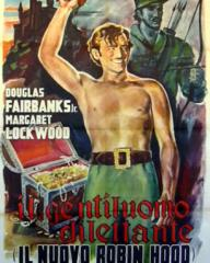 Spanish poster for The Amateur Gentleman (1936) (1)