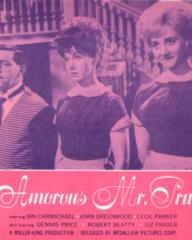 Lobby card from The Amorous Mister Prawn [The Amorous Prawn] (1962) (3)