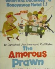 Poster for The Amorous Prawn (1962) (1)