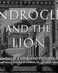 Main title from Androcles and the Lion (1952) (3)