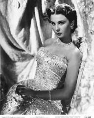 Jean Simmons (as Lavinia) in a photograph from Androcles and the Lion (1952) (1)