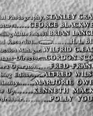 Main title from Angels One Five (1952) (10)