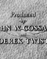 Main title from Angels One Five (1952) (11).  Produced by John W Gossage and Derek Twist
