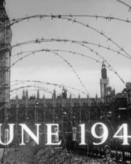 Main title from Angels One Five (1952) (16).  June 1940