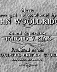 Main title from Angels One Five (1952) (8)