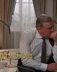 Main title from the 1989 'Appointment in Athens' episode of Murder, She Wrote (1984-1996) (7). Richard Todd