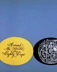 Main title from Around the World in 80 Days (1956)