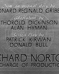 Main title from The Arsenal Stadium Mystery (1939) (2)