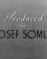 Main title from The Arsenal Stadium Mystery (1939) (4).  Produced by Josef Somlo