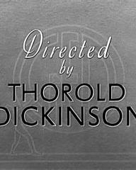 Main title from The Arsenal Stadium Mystery (1939) (5).  Directed by Thorold Dickinson