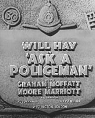 Main title from Ask a Policeman (1939)