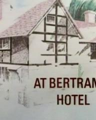 Main title from the 1987 'At Bertram's Hotel' episode of Agatha Christie's Miss Marple (1984-1992) (1)