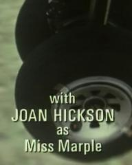 Main title from the 1987 'At Bertram's Hotel' episode of Agatha Christie's Miss Marple (1984-1992) (5). With Joan Hickson as Miss Marple