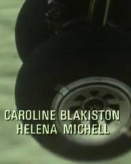 Main title from the 1987 'At Bertram's Hotel' episode of Agatha Christie's Miss Marple (1984-1992) (6). Caroline Blakiston, Helena Michell