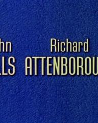 Main title from The Baby and the Battleship (1956) (3). John Mills, Richard Attenborough