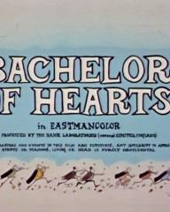 Main title from Bachelor of Hearts (1958) (6). In Eastmancolor