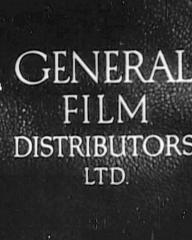 Main title from Back-Room Boy (1942) (2).  General Film Distributors Ltd