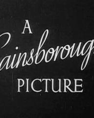 Main title from Back-Room Boy (1942) (3).  A Gainsborough Picture
