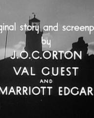 Main title from Back-Room Boy (1942) (7)