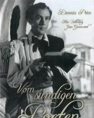 Dennis Price (as Lord Byron) in a German DVD cover of The Bad Lord Byron (1948) (1)