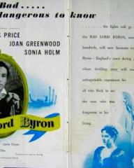 Pressbook for The Bad Lord Byron (1948) (1)
