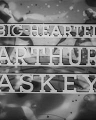 Main title from Band Waggon (1940) (3). Big-hearted Arthur Askey