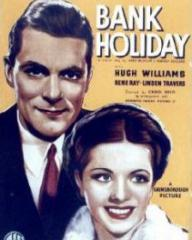 Poster for Bank Holiday (1938) (1)
