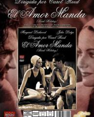 Spanish DVD cover of Bank Holiday (1938) (1)