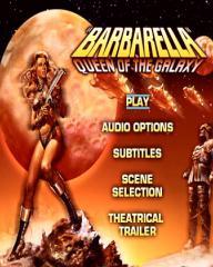 DVD cover of Barbarella (1968) (2)