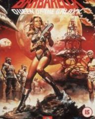 Barbarella DVD, Paramount 2000