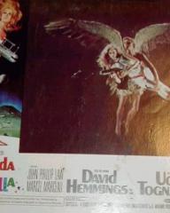 Lobby card from Barbarella (1968) (2)