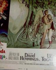 Lobby card from Barbarella (1968) (3)