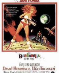 Poster for Barbarella (1968) (1)